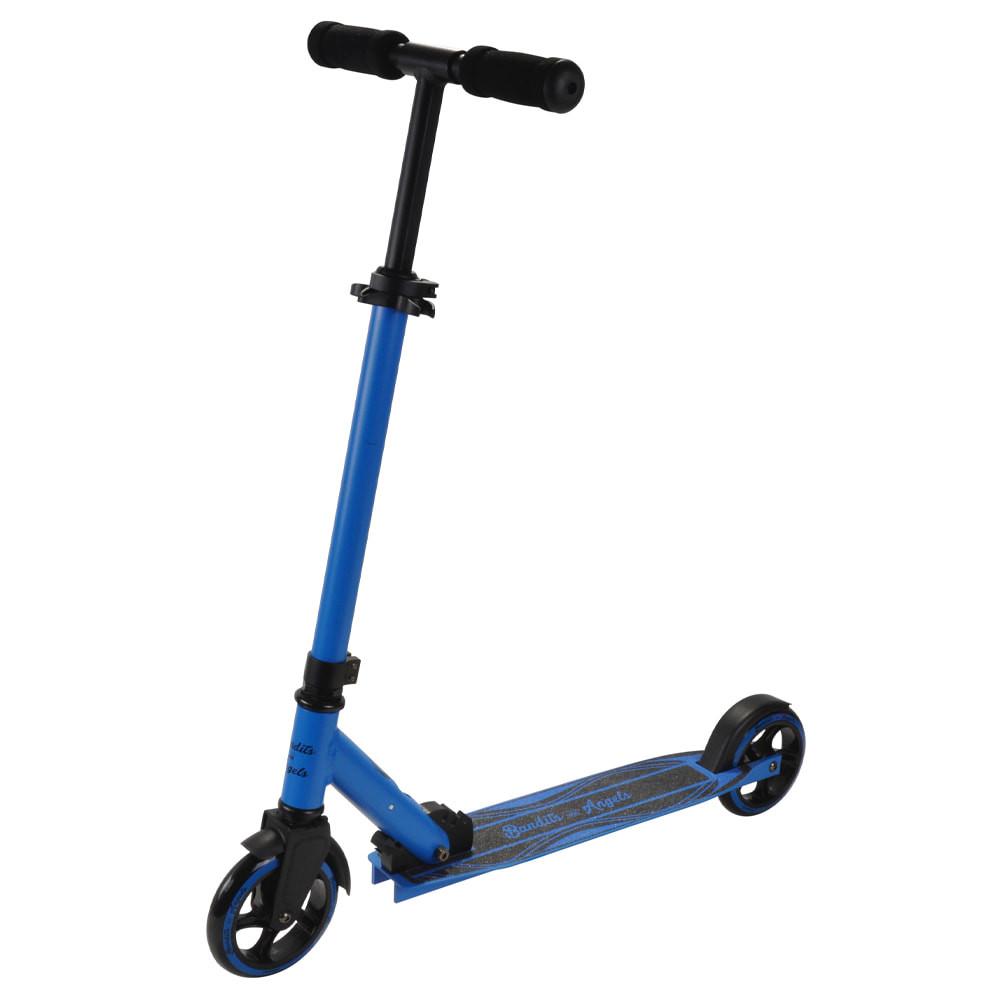 Aluminium Streetracer 145 blauw