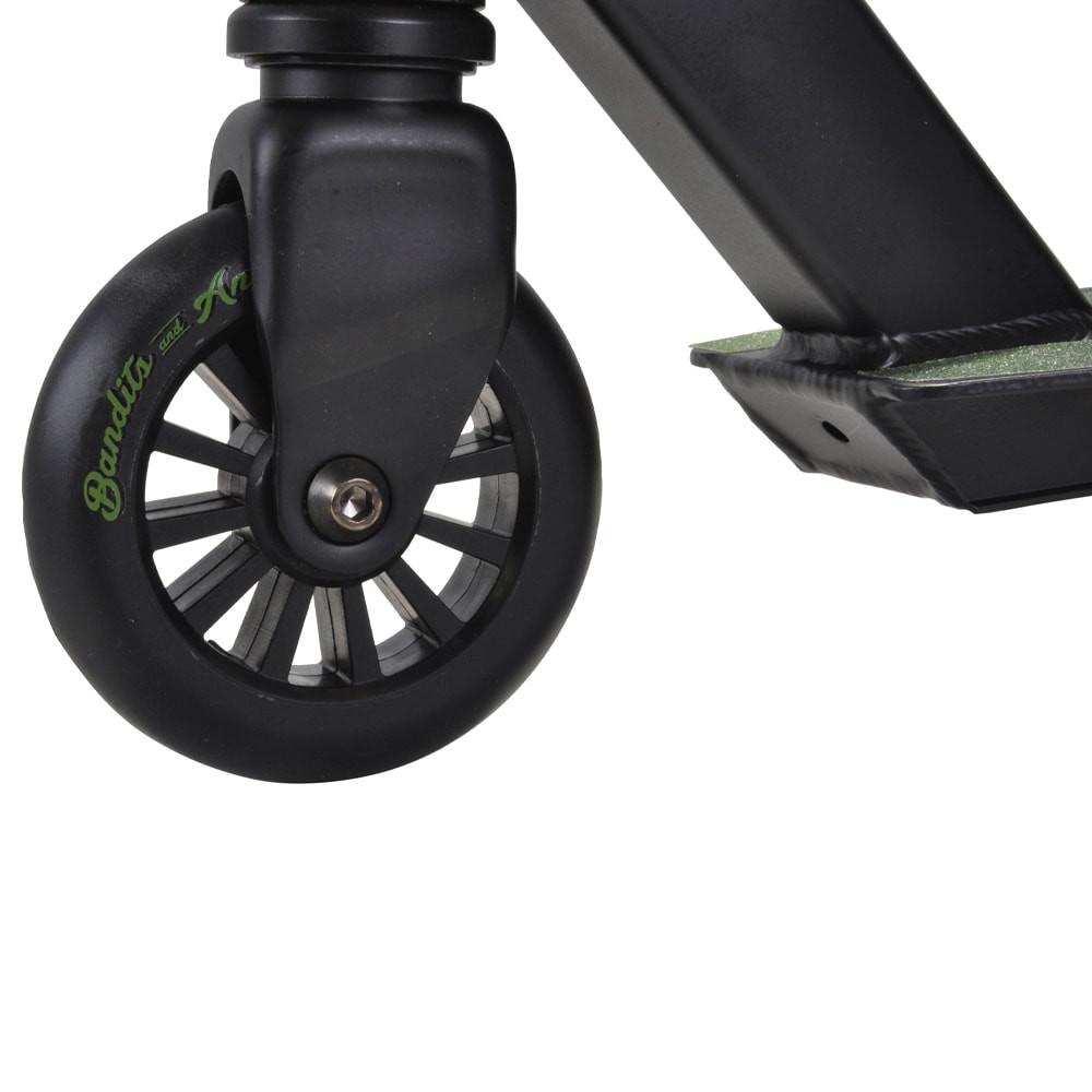 100 mm PU wielen