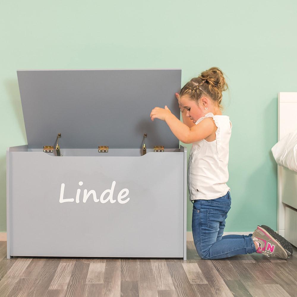 Linde is 4 jaar oud.